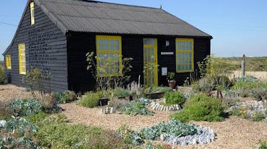 Prospect Cottage y el jardín de Derek Jarman