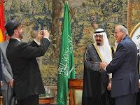 GILA !!! Raja wahabi serahkan tanah palestina ke inggris dan yahudi