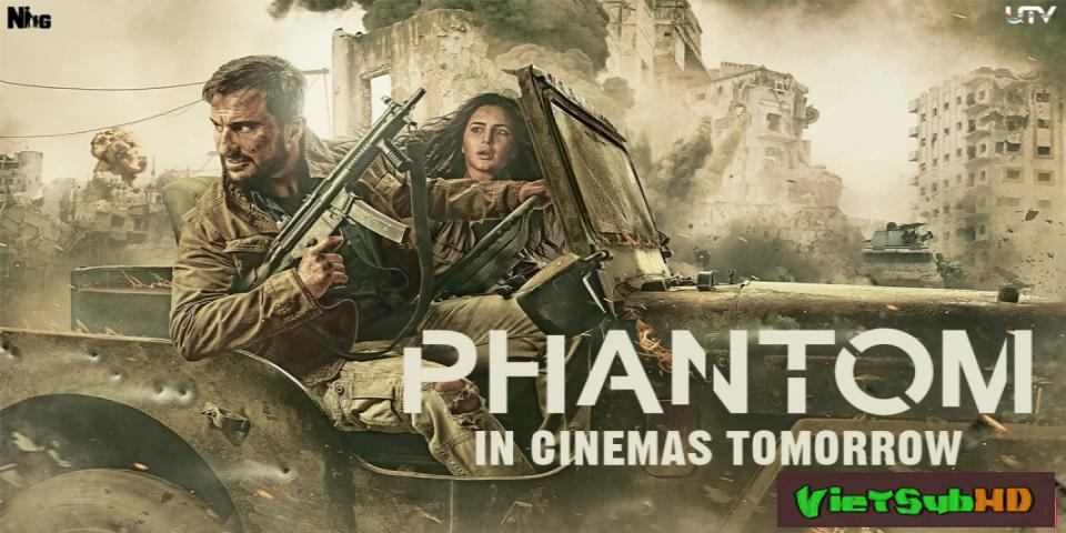 Phim Truy tìm bóng ma VietSub HD | Phantom 2015