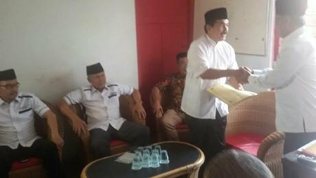 Marzuki Onmar Yakin PDIP Bakal Dukung Emzalmi-Desri di Pilkada Padang 2018