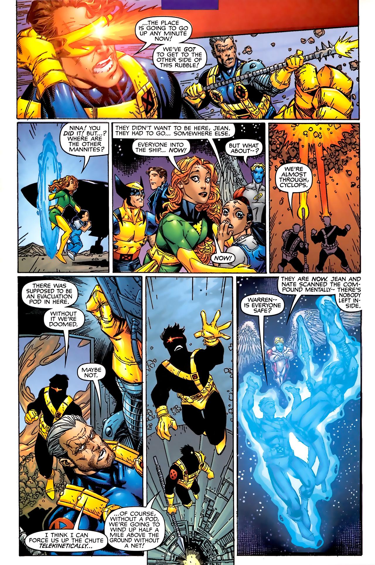 Read online Astonishing X-Men (1999) comic -  Issue #1 - 21