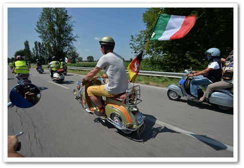 Vespa World Days 2015 - 001