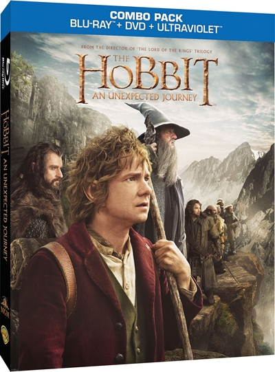 The Hobbit An Unexpected Journey 720p HD Español Latino Dual