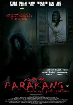 Sinopsis Film PARAKANG (MANUSIA JADI-JADIAN) 2017