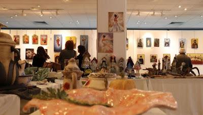 ΓΙΑΝΝΕΝΑ-Έκθεση καλλιτεχνών Κόνιτσας στο Πνευματικό Κέντρο - : IoanninaVoice.gr
