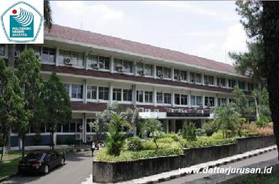Daftar Jurusan dan Program Studi PNJ Politeknik Negeri Jakarta