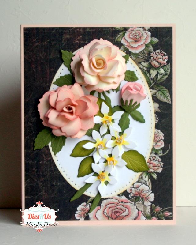 Dies R Us Garden Flowers
