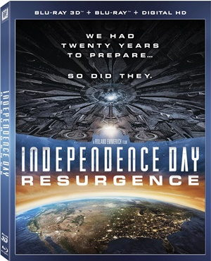 Independence Day: Resurgence (2016) 3D Latino