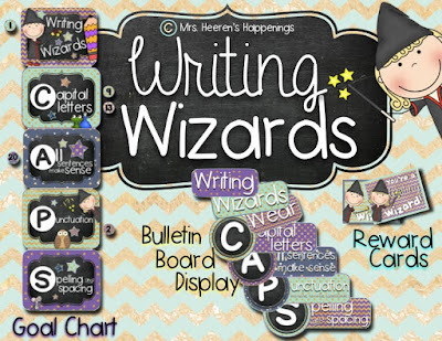 https://www.teacherspayteachers.com/Product/Writing-Wizards-Goal-Chart-Display-2569532