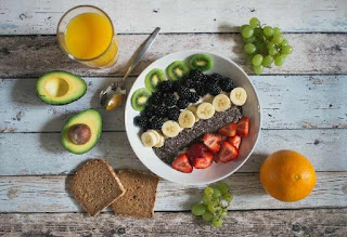 Mixed fruits which are good for health