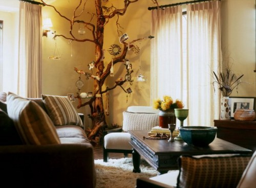 Tree Branches Ideas To Decorate Your Interior