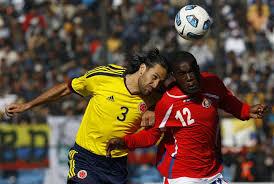 Colombia vs Costa Rica en Copa América Centenario