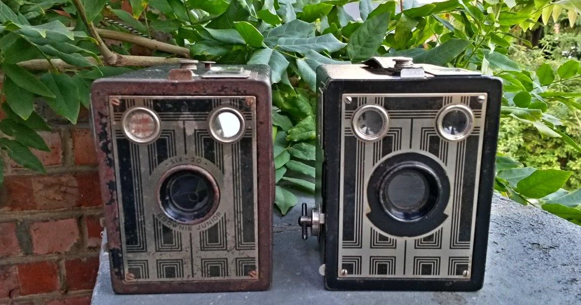 le blog de callisto deux appareils photo kodak six 20. Black Bedroom Furniture Sets. Home Design Ideas