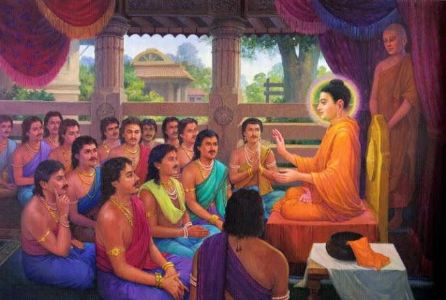 Đạo Phật Nguyên Thủy - Kinh Tăng Chi Bộ - Thuyết Pháp