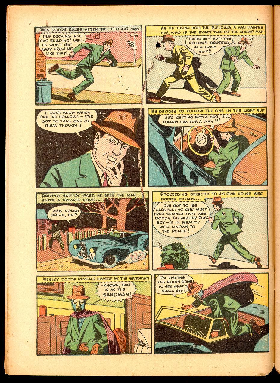 Read online All-Star Comics comic -  Issue #1 - 12