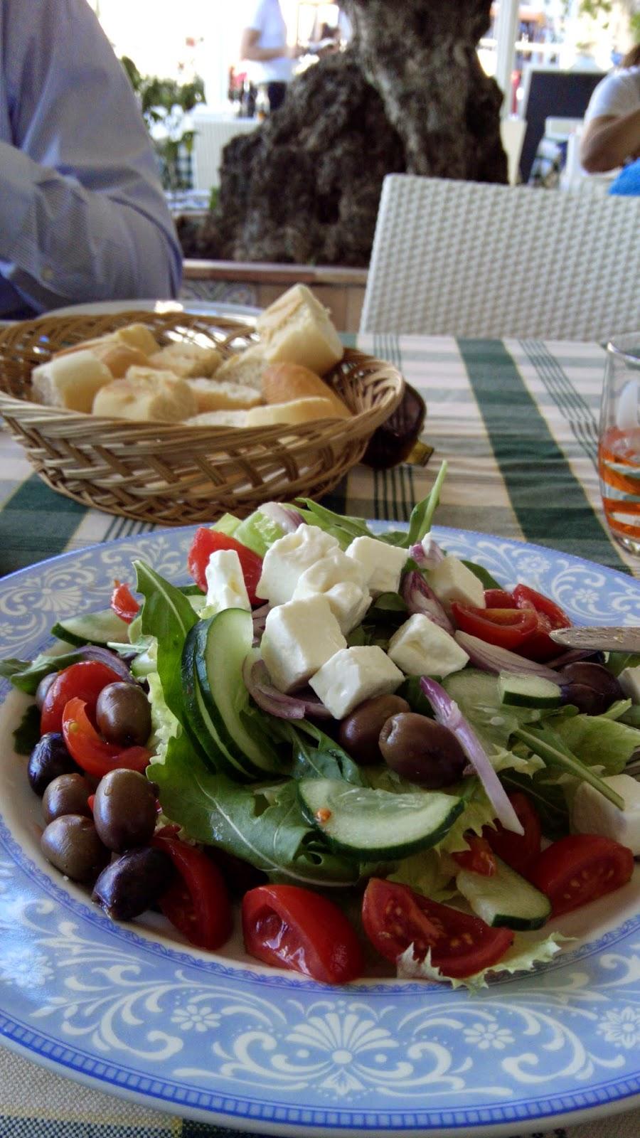 Opção vegetariana em Capri, passeio com guia