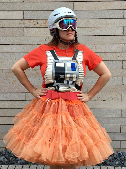 female xwing pilot costume
