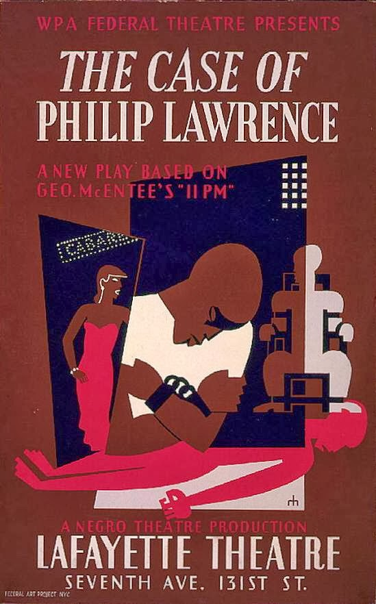 New Deal of the Day: African Americans in the WPA Theatre