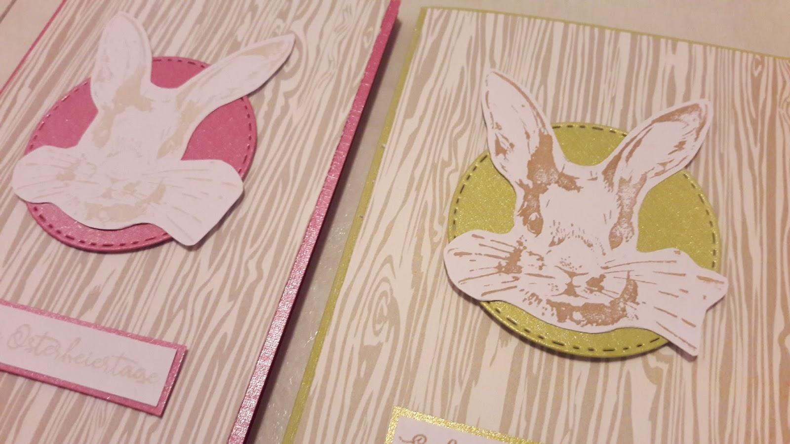 www.paperbasics.de: Osterhu00e4schen