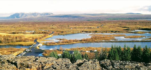 Thingvellir National Park Iceland