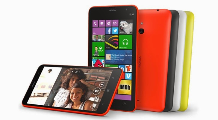 Lumia 635 can be a far better deal with a new iPhone