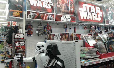 Star Wars na Toys'R'Us