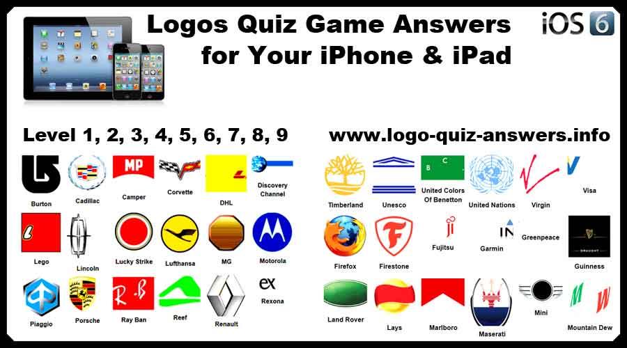 Extrêmement Logo Quiz - Logo Pictures LG83