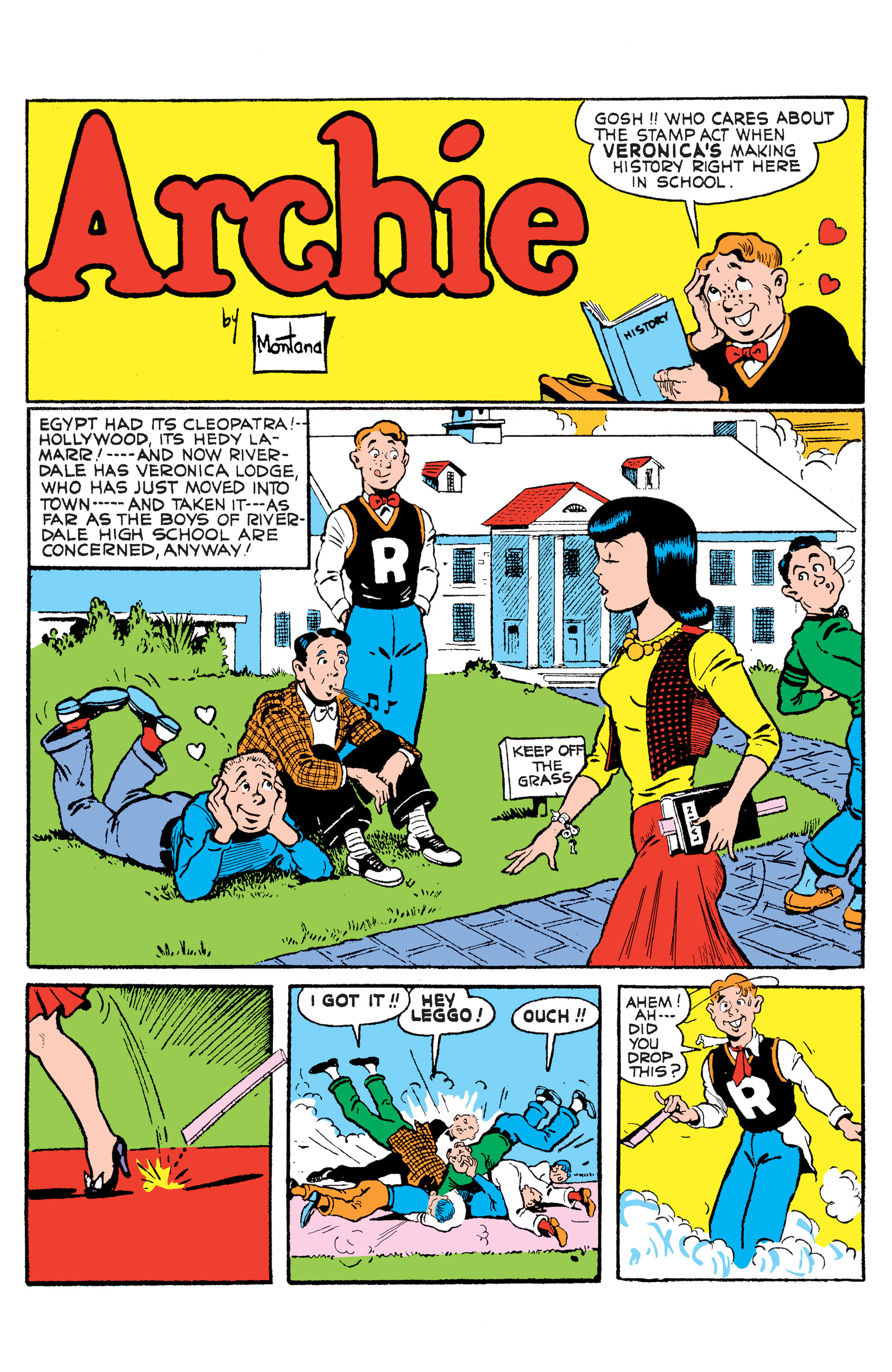 Read online Archie (2015) comic -  Issue #3 - 25