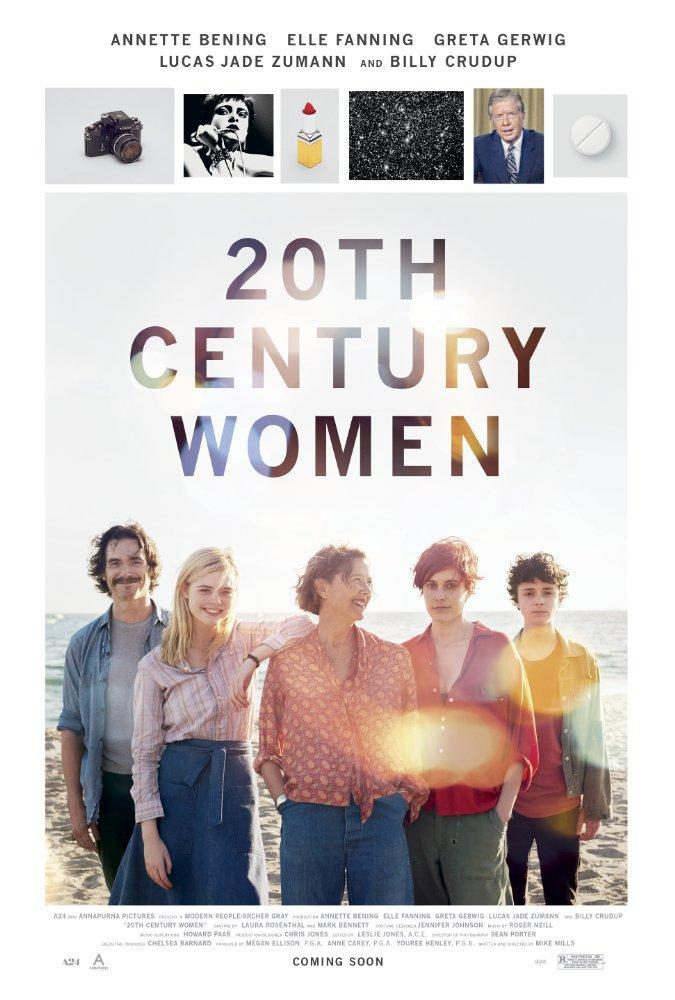 20th Century Women [2016] [DVDR] [NTSC] [Latino]