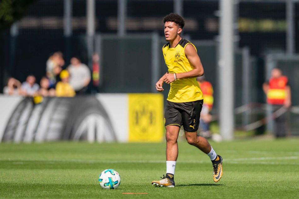 Manajer Dortmund Sebut Sancho Sebagai Bintang Spesial