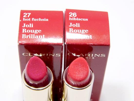 Joli Rouge Brillant by Clarins -eltocadordekhimma.com-