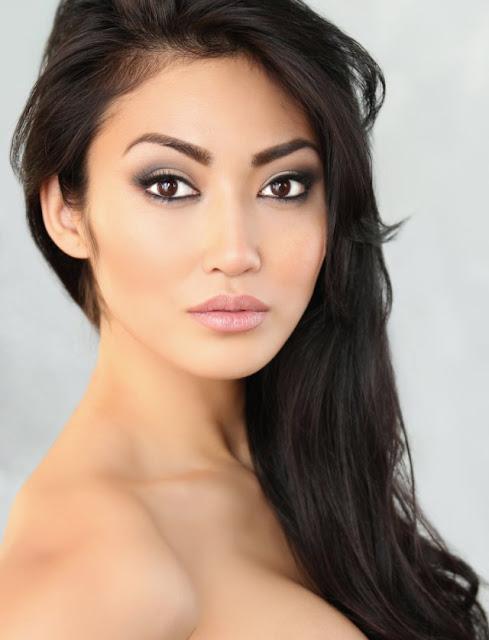 Chasty Ballesteros, Asian Girl, Actress, Star Trek