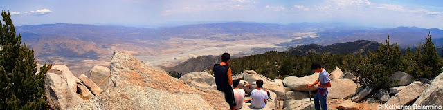 Mt. San Jacinto Peak Summit View