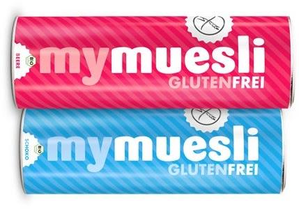 My Müsli Glutenfrei