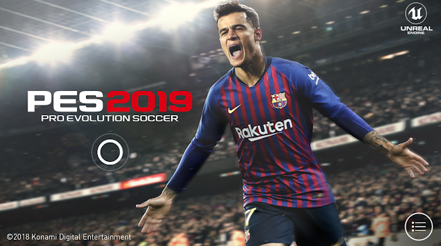 Berapa Total Size Game PES 2019 Pro Evolution Soccer Untuk HP Android?