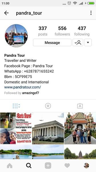 Pandra Tour