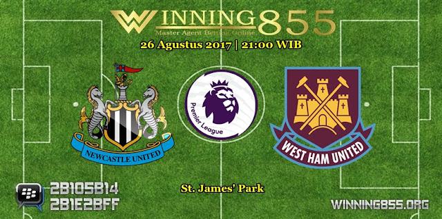 Prediksi Skor Newcastle vs West Ham United