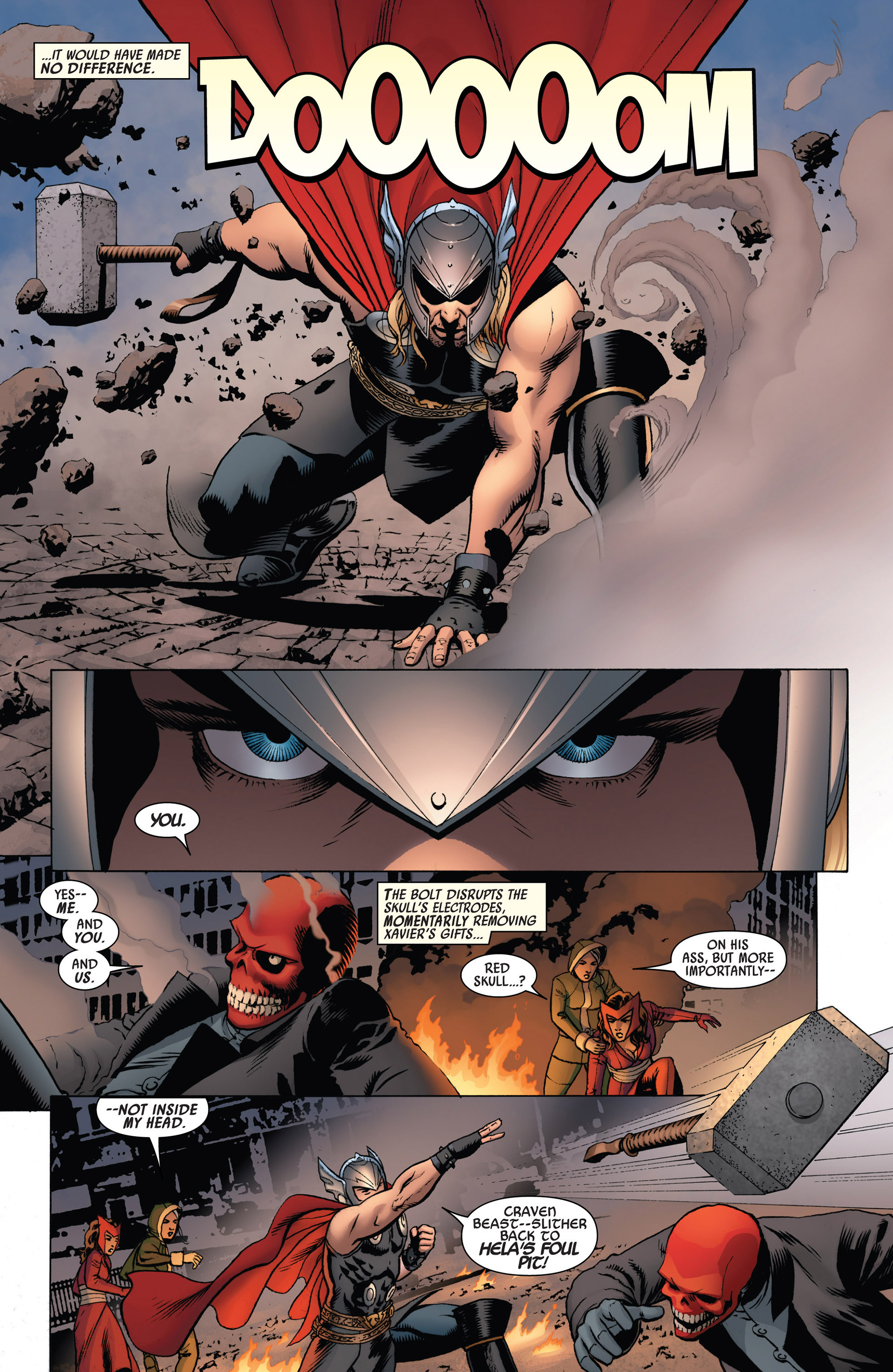 Read online Uncanny Avengers (2012) comic -  Issue #3 - 11