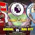 Agen Bola Terpercaya - Prediksi Arsenal Vs Manchester City 12 Agustus 2018