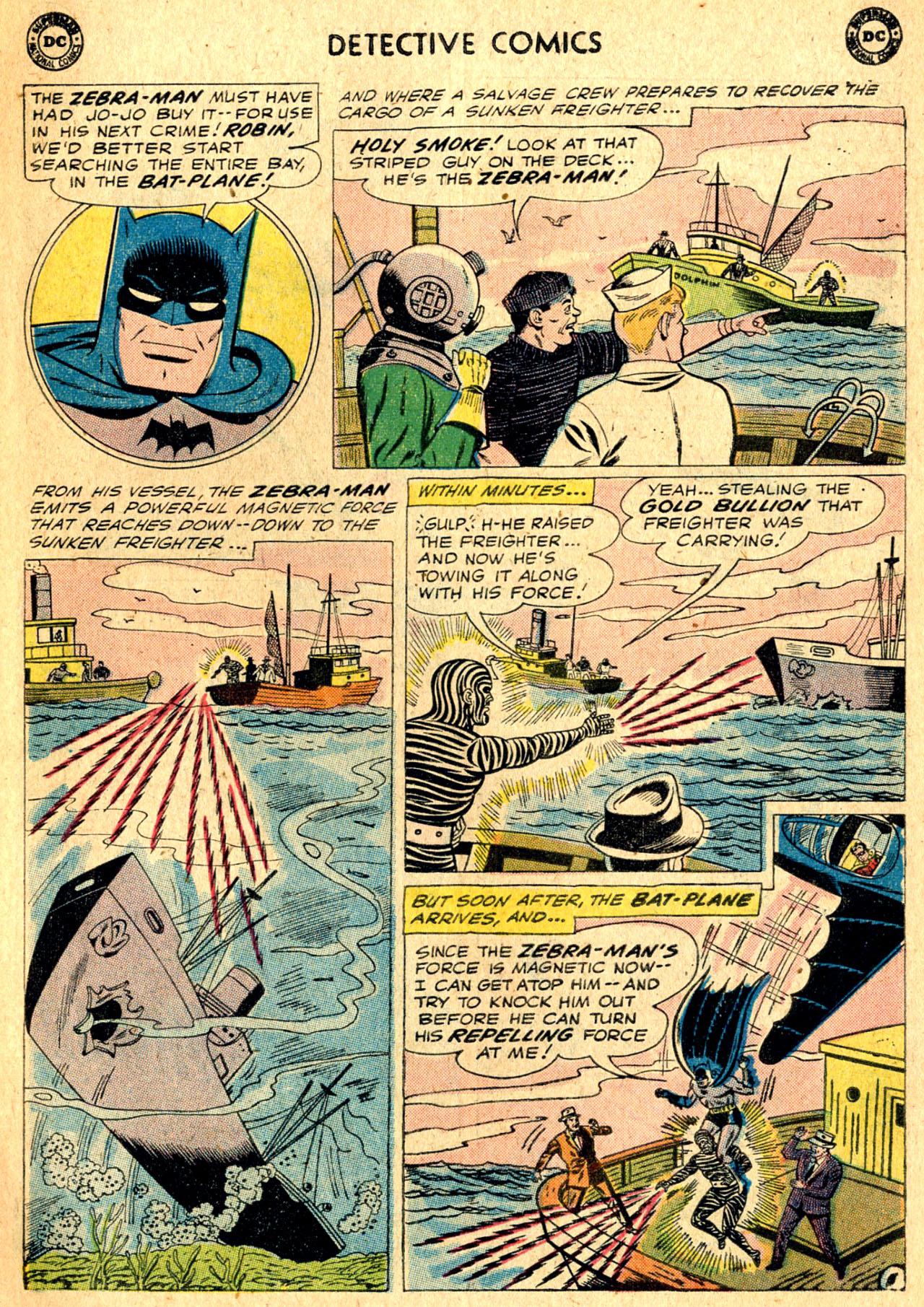 Read online Detective Comics (1937) comic -  Issue #275 - 7