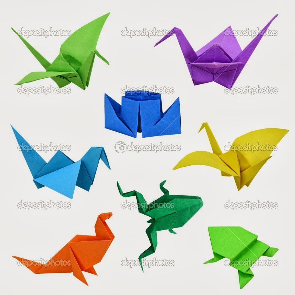 Contos imposs veis origami - Origami para todos ...
