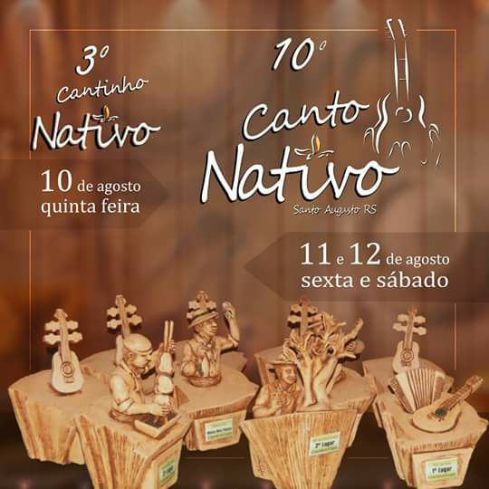 Classificadas para o 3º Cantinho Nativo