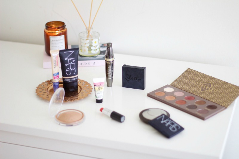 August Makeup bag essentials