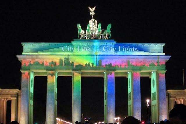 Festival das Luzes em Berlim
