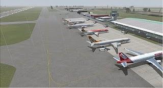 aeroporto de cuiaba fs2004