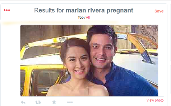 Confirmed! Marian Rivera was pregnant, Dingdong Dantes First Child