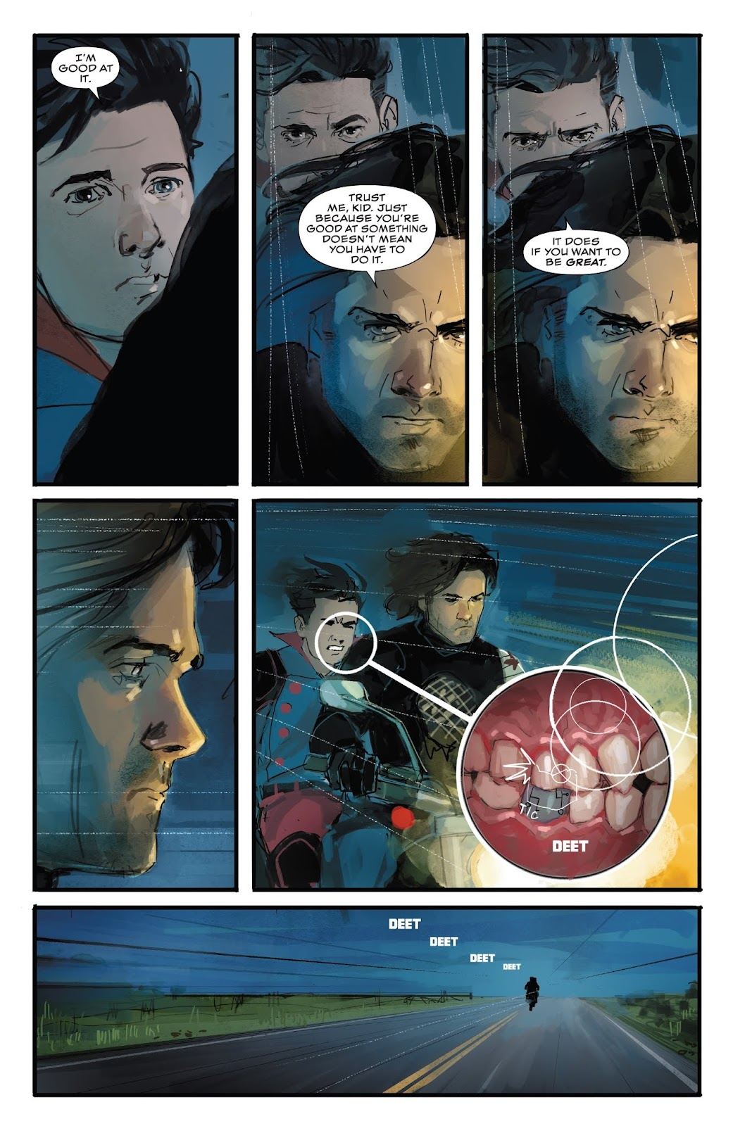 Read online Winter Soldier (2018) comic -  Issue #2 - 16