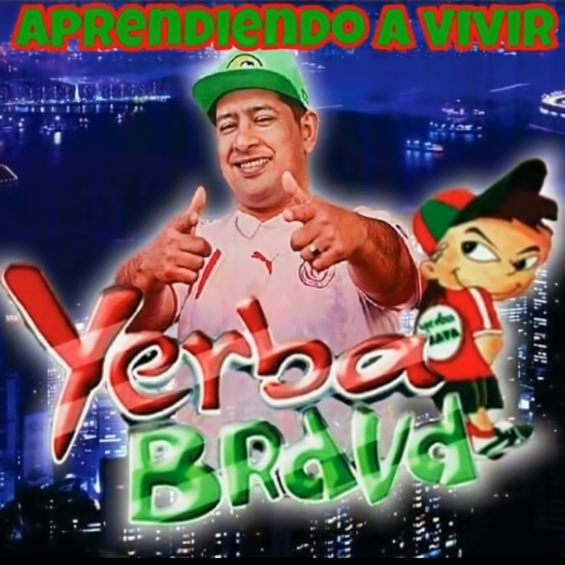 Yo Llevo La Cumbia En La Sangre: YERBA BRAVA - APRENDIENDO A