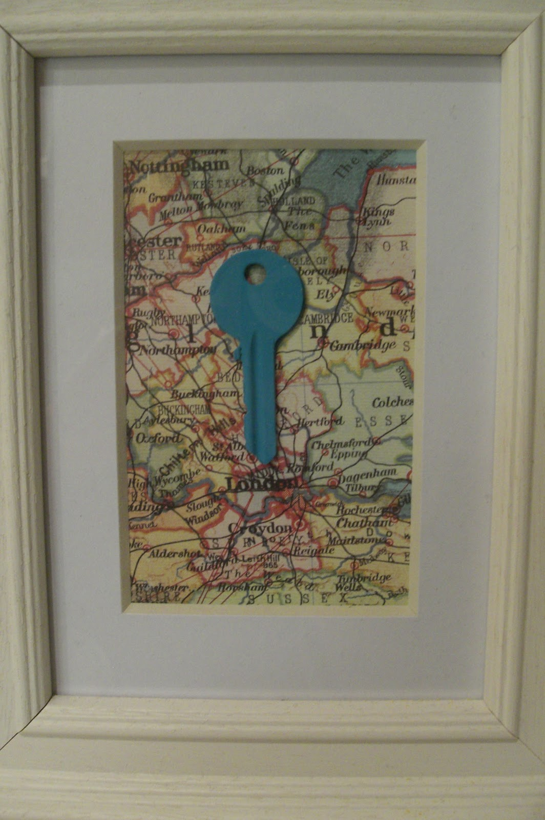 First House Gift Ideas Framing Your First Home Key