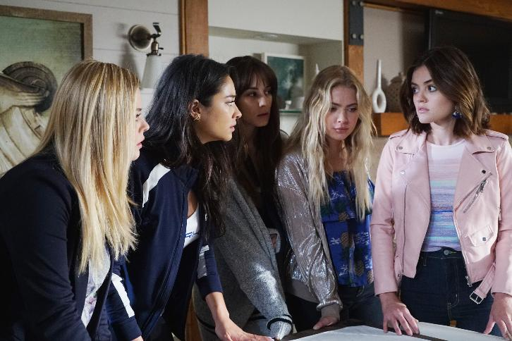 Pretty Little Liars - Episode 7.11 - Playtime - Promos, Sneak Peeks, Promotional Photos, Posters & Press Release